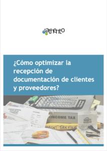 cómo optimizar la recepción de documentos en digital